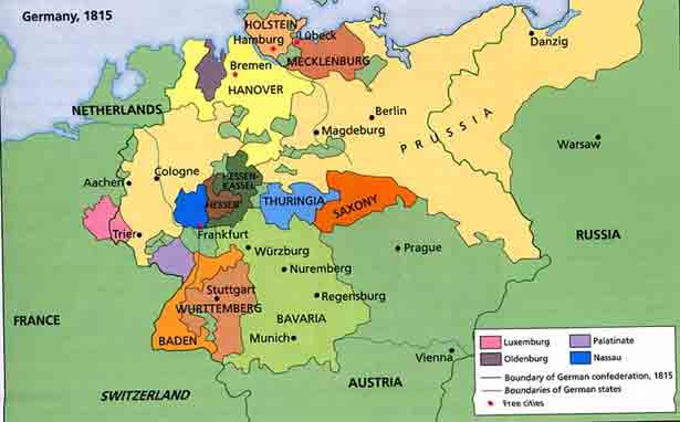 a review of the german unification Law reviews 6-1-1993 the german unification: background and prospects dirk ehlers.
