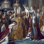 Napoleon crowns himself Emperor