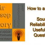 Source reliability and usefulness revision