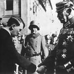 Hindenburg and Hitler as Chancellor