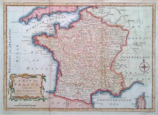 France 18th Century