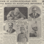 Austria-Hungary's ultimatum to Serbia
