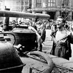 End of the Prague Spring