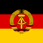 Flag of East Germany DDR