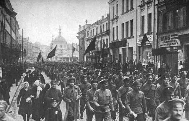 Bolshevik Revolution