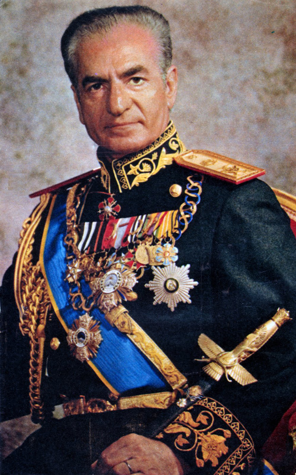 Image result for the shah of iran