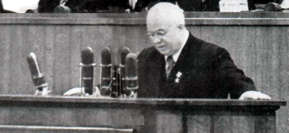 Khrushchev's Secret Speech