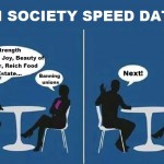 Nazi society 'speed dating'