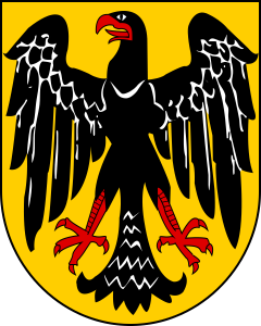Weimar Germany coat of arms