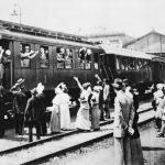 WW1 railway mobilisation