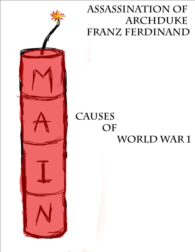 main reasons for the beginning of the world war i What were the causes of the first world war many people believe, that the first world war was caused by the assassination of the heir to the empire of austria-hungry.