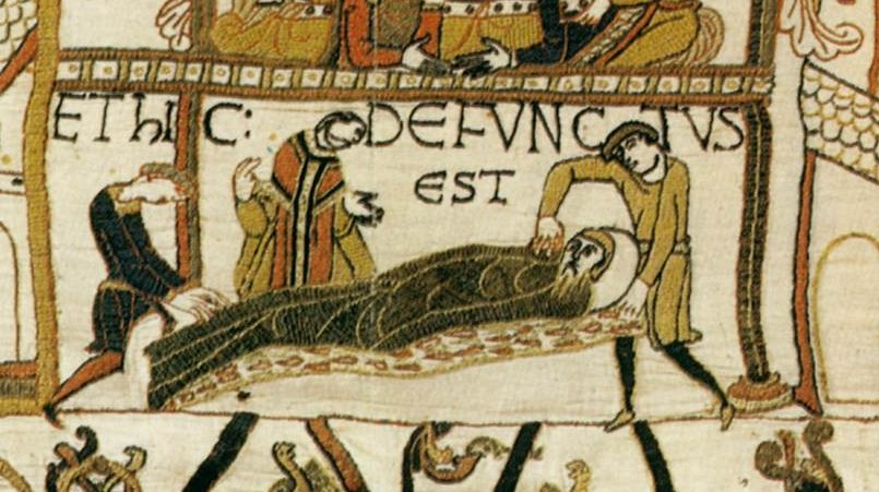 Death of Edward the Confessor