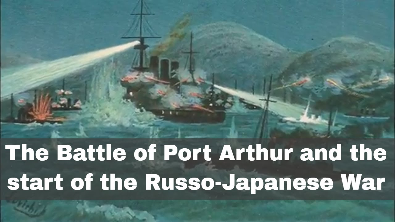 Attack on Port Arthur