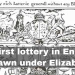 Elizabeth I and the first English lottery