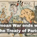 End of the Crimean War