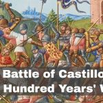 The Battle of Castillon