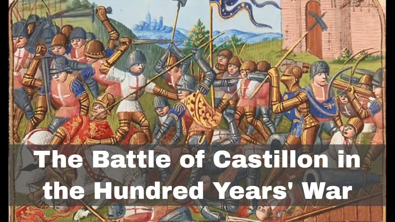 The Battle of Castillon