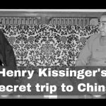 Kissinger's secret trip to China