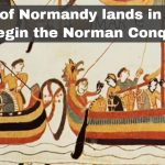 The Norman landing