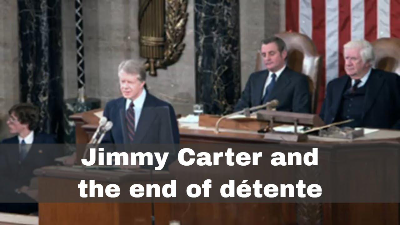 Carter and détente