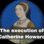 Execution of Catherine Howard