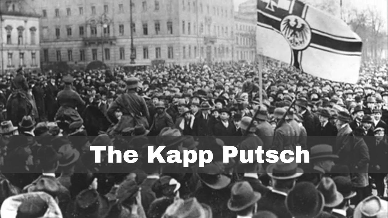 Kapp Putsch
