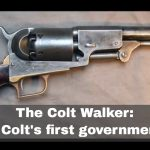 Samuel Colt revolving firearm