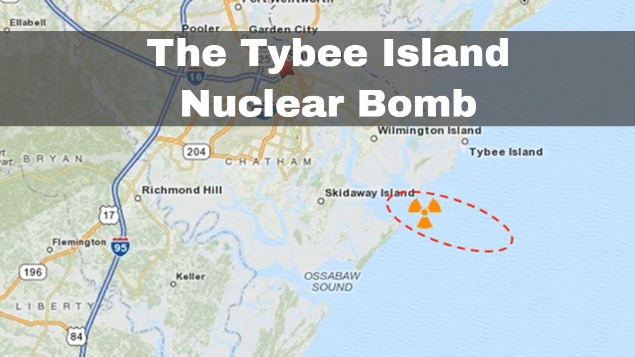 Tybee Island bomb
