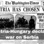 Austria-Hungary declaration of war