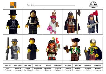 Lego Quiz Thumbnail