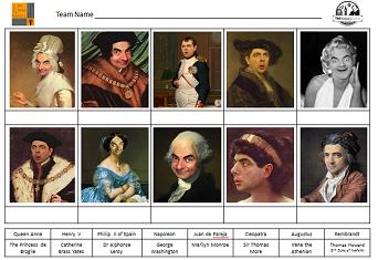 Mr Bean Quiz Image