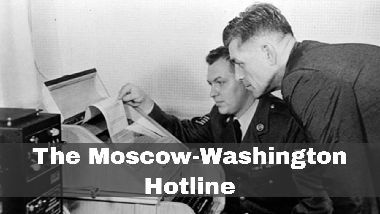 Moscow-Washington Hotline
